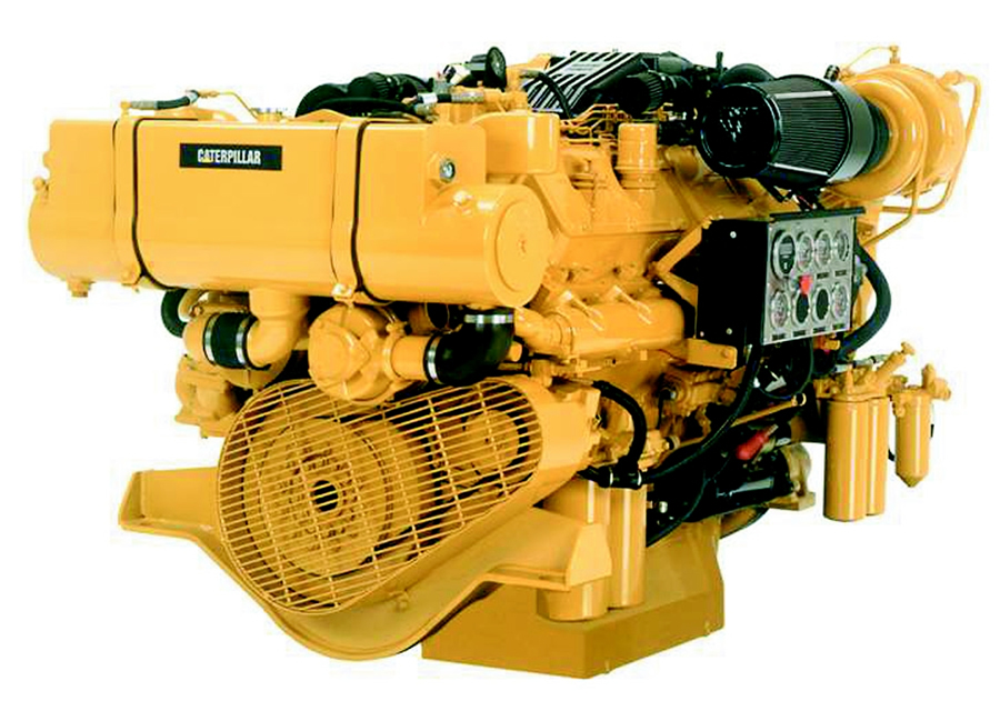 Caterpillar Engine Parts : International supplier of construction and agricultural
